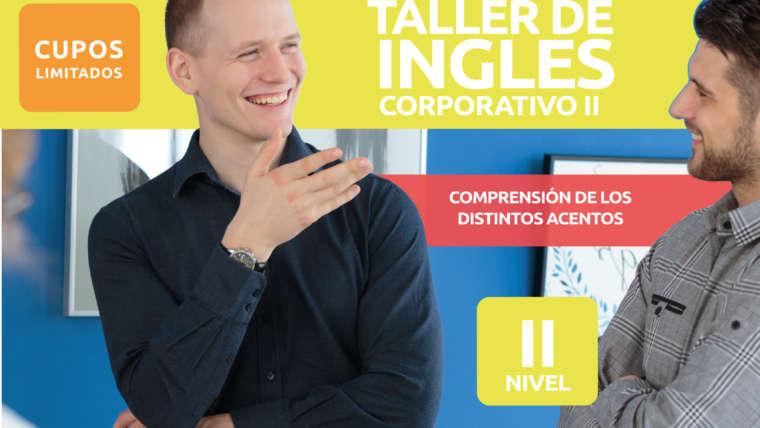 TALLER DE INGLES II
