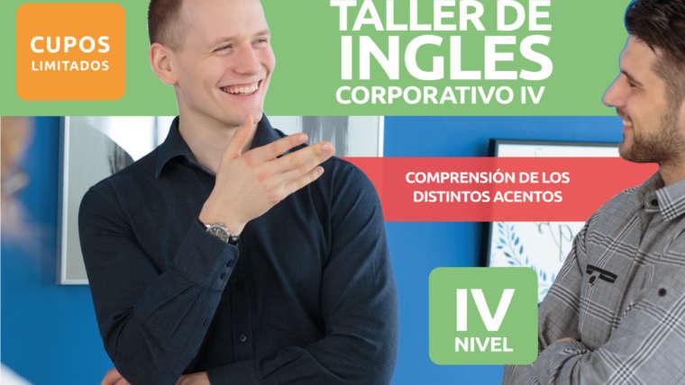 TALLER DE INGLES IV