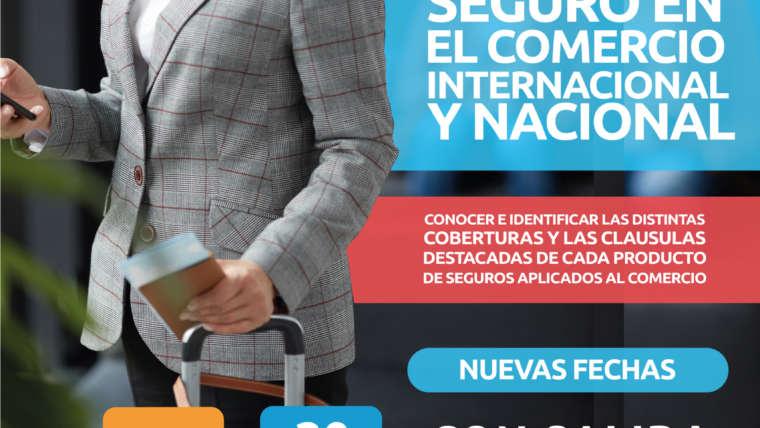 SEGUROS EN EL COMERCIO NACIONAL E INTERNACIONAL